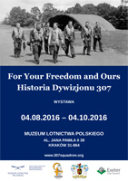 For Your Freedom and Ours. Historia Dywizjonu 307